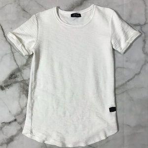 Leif Nelson White Shirt